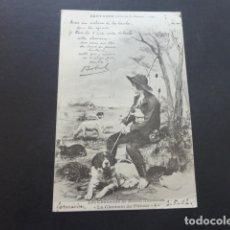 Postales: PASTOR POSTAL. Lote 174990528