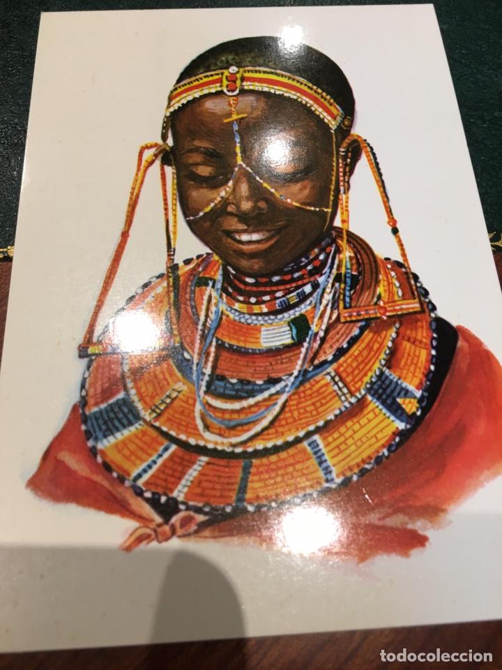 Postales: Lote postales Tribus Africa - Foto 5 - 177648257