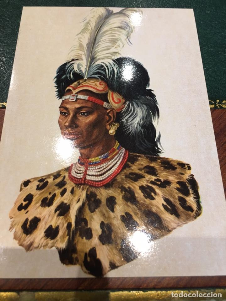 Postales: Lote postales Tribus Africa - Foto 6 - 177648257