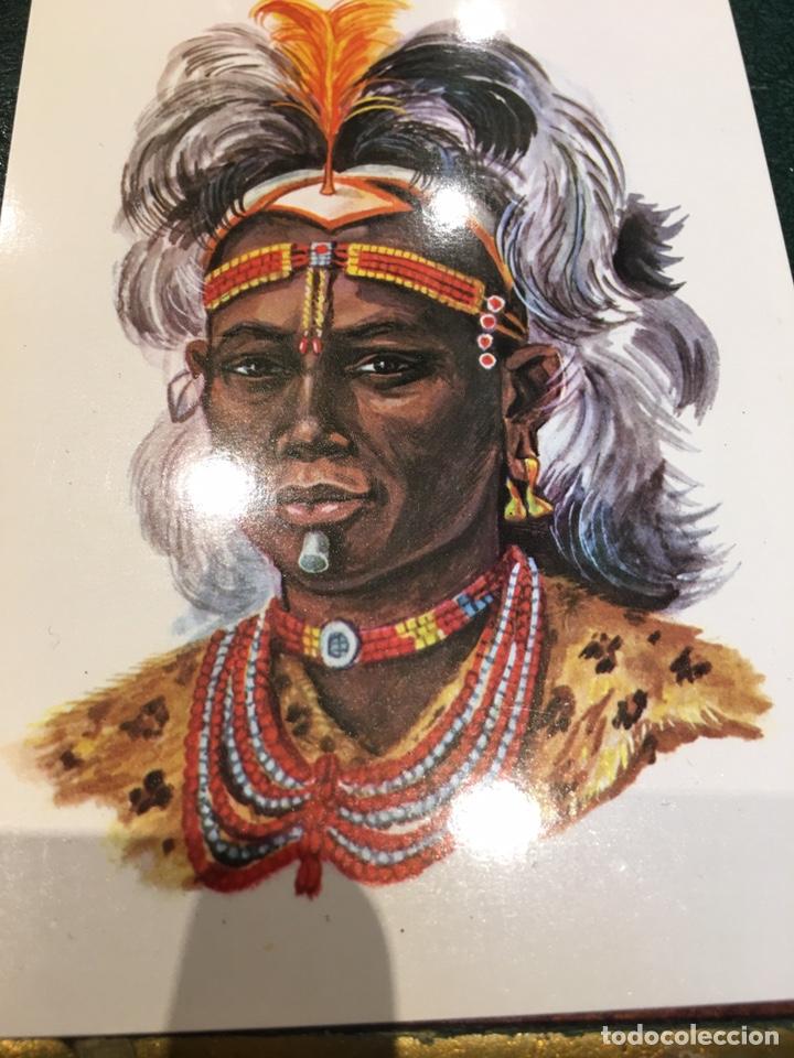 Postales: Lote postales Tribus Africa - Foto 8 - 177648257