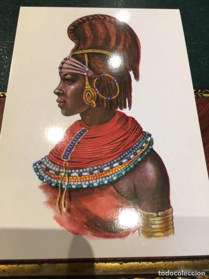 Postales: Lote postales Tribus Africa - Foto 9 - 177648257