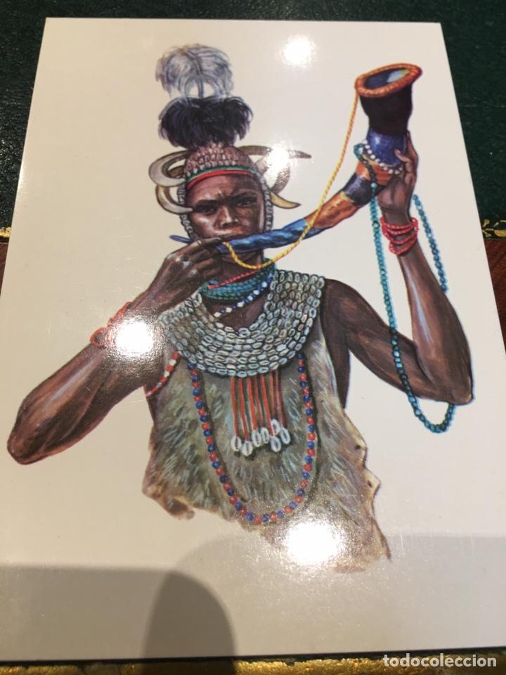 Postales: Lote postales Tribus Africa - Foto 10 - 177648257