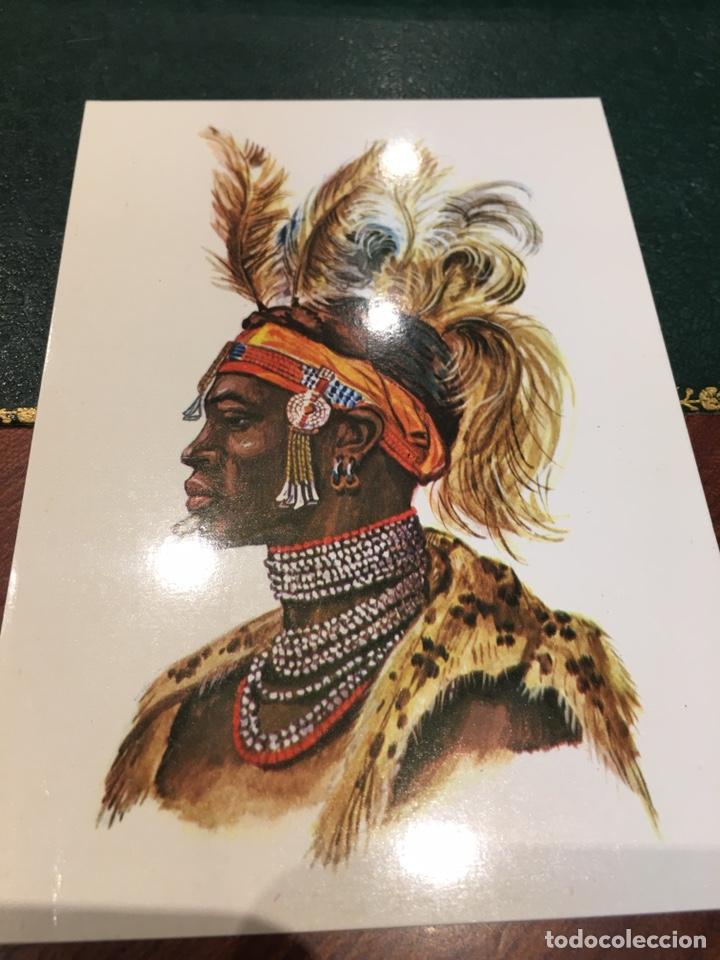 Postales: Lote postales Tribus Africa - Foto 11 - 177648257