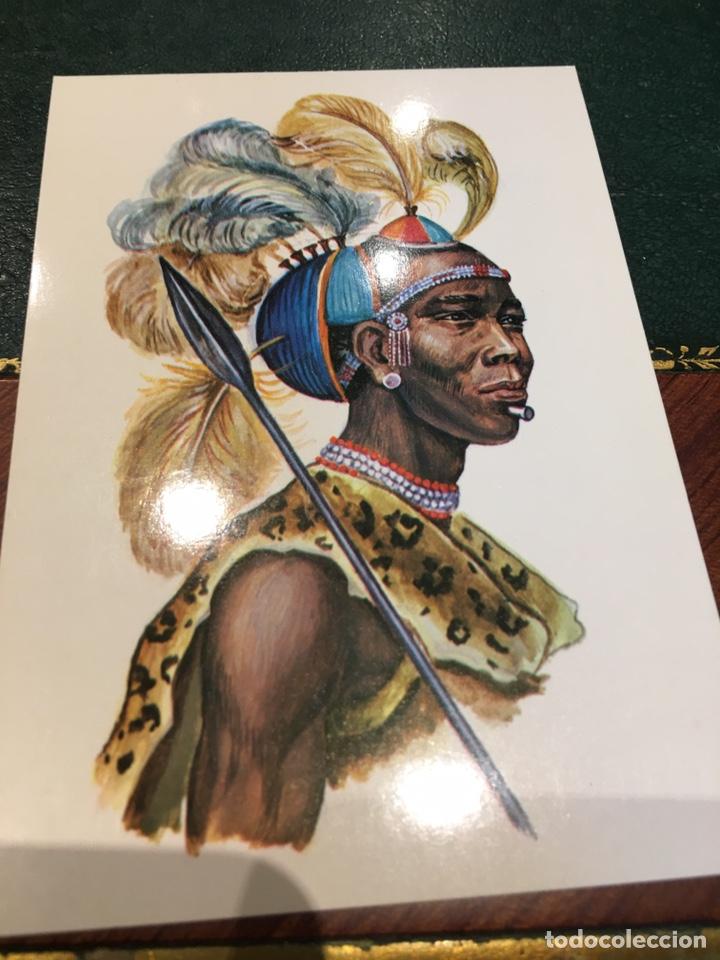 Postales: Lote postales Tribus Africa - Foto 12 - 177648257