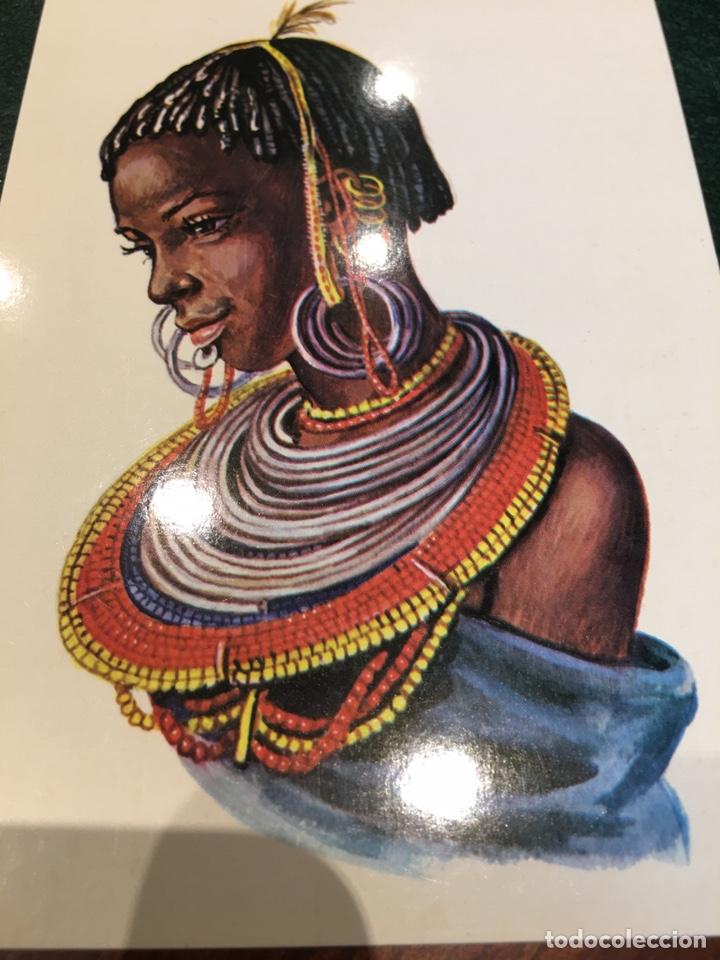 Postales: Lote postales Tribus Africa - Foto 14 - 177648257