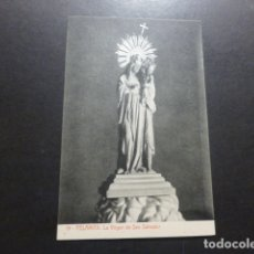Postales: FELANITX MALLORCA LA VIRGEN DE SAN SALVADOR. Lote 178239855