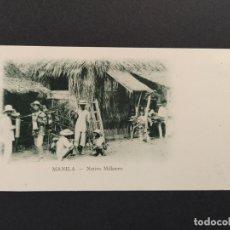 Postales: FILIPINAS-MANILA-NATIVE MILKMEN-REVERSO SIN DIVIDIR-VER FOTOS-(63.302). Lote 180415367