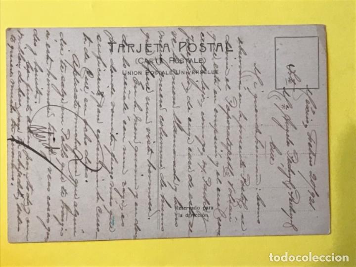 Postales: Antigua postal mexico el popocatepelt montaña indigenas foto latapi y bert - Foto 3 - 182197170