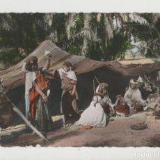 Postales: POSTALES POSTAL AFRICA AÑOS 50 NOMADAS. Lote 182254442