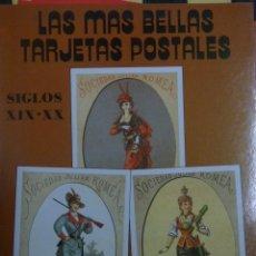 Postales: LIBRO DE POSTALES CLASICAS. Lote 183183461