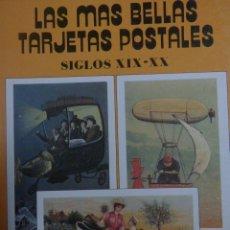 Postales: LIBRO DE POSTALES CLASICAS . Lote 183184186