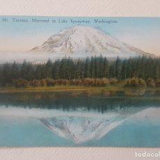 Postales: MONTE TACOMA WASHINGTOWN USA POSTAL. Lote 183389255