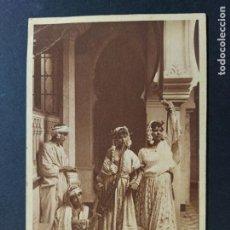 Postales: BAILADORAS ARABES-DANSEURES ARABES-POSTAL ANTIGUA-(65.256). Lote 185747941