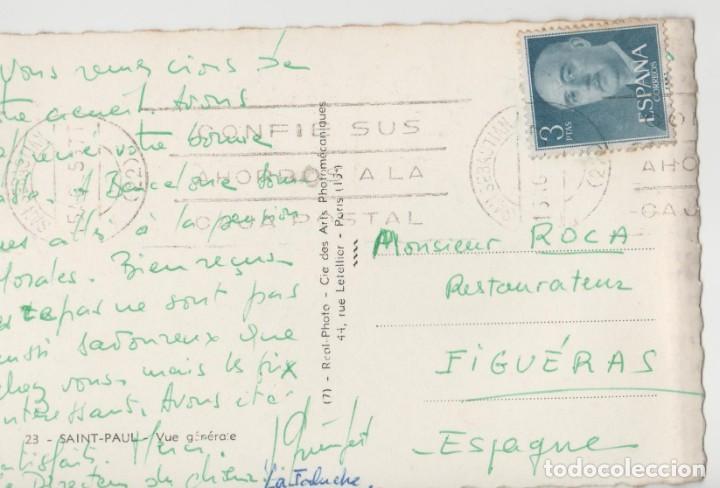 Postales: LOTE A POSTAL SAINT PAUL MATA SELLOS - Foto 2 - 186449966