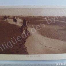 Postales: POSTAL. 158. LA MER DE SABLE. EDITEURS L & L. NO ESCRITA. . Lote 191886826