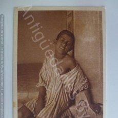 Postales: POSTAL. 197. LE PETIT PORTEUR. EDITEURS L & L. NO ESCRITA. . Lote 191887211