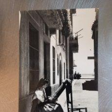 Postales: POSTAL DE LLORET DE MAR Nº92 CALLE DE SANTA EULÀLIA. ESCRITA EN 1964. Lote 193948662