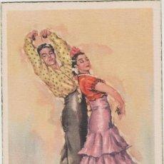 Postales: LOTE C-POSTAL FOLKLORE ESPAÑOL AÑOS 40-50. Lote 196888638