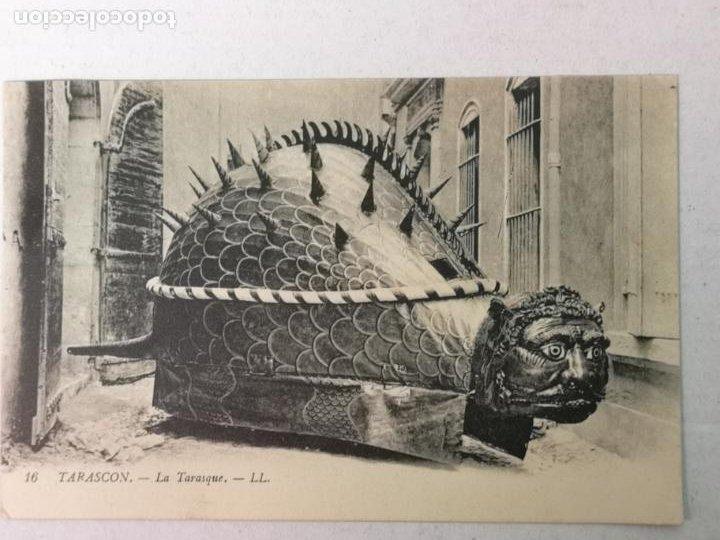 TARASCON LA TARASQUE, GIGANTES Y DRAGONES (Postales - Postales Temáticas - Étnicas)