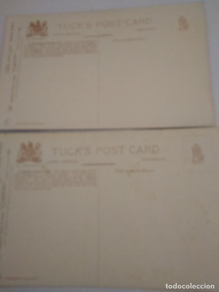 Postales: 2 POSTALES - INDIEN WOMEN - PRINTEND IN ENGLAND - Foto 2 - 204775635