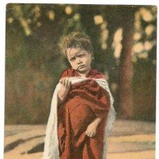 Postales: NIÑO ÁRABE MENDIGANDO - ARGELIA - SCENES ET TYPES - 1911. Lote 205582187