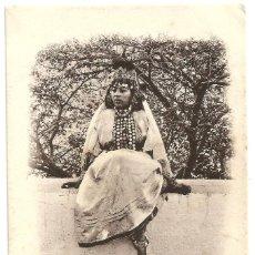 Postales: OULED NAÏL ZORAH - BISKRA - ARGELIA - SCENES ET TYPES -1905. Lote 205593540