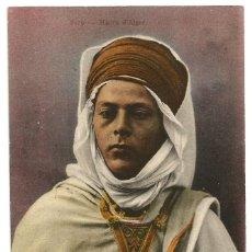 Postales: MAURE D´ALGER - ARGELIA - SCENES ET TYPES - 1905. Lote 205595085