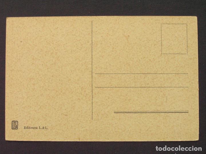 Postales: POSTAL EDICIONES LEHNERT & LANDROCK Nº 197 - EL JOVEN PORTEADOR - Foto 2 - 207934657