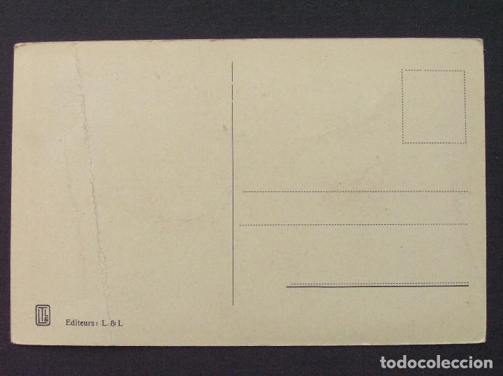 Postales: POSTAL EDICIONES LEHNERT & LANDROCK Nº 199 - NIÑAS BEDUINAS - Foto 2 - 207935765