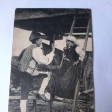 Postales: HAUSER Y MENET MADRID POSTAL COSTUBRES ASTURIAS LIBRERIA ESCOLAR OVIEDO. Lote 210405990