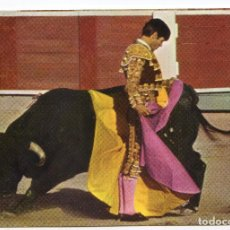 Postales: EL CORDOBÉS Nº 89. FOTOS CARRETERO, CIRCULADA, TOROS TORERO. Lote 214635517