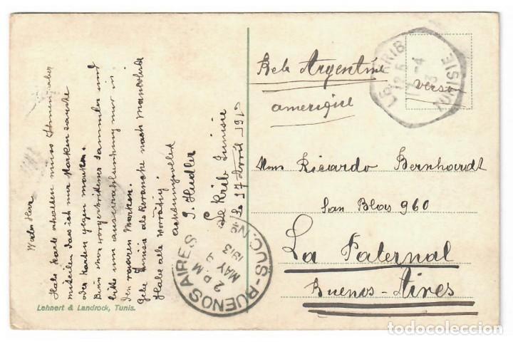 Postales: POSTAL ANTIGUA DE TUNEZ - Foto 2 - 221392127