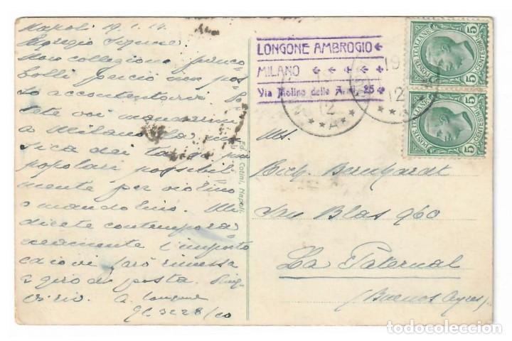 Postales: Sorrento - La Tarantella (1914) - Foto 2 - 221839413