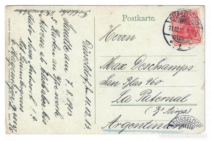 Postales: Schaumburg - Lippesche Landestracht (1913) - Foto 2 - 221840996