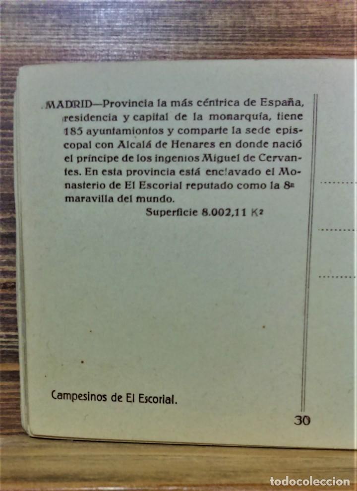 Postales: TRAJES REGIONALES DE ESPAÑA.ANTIGUO ÁLBUM COMPLETO.25 POSTALES ARTÍSTICAS.M.PALOMEQUE - Foto 10 - 222147725