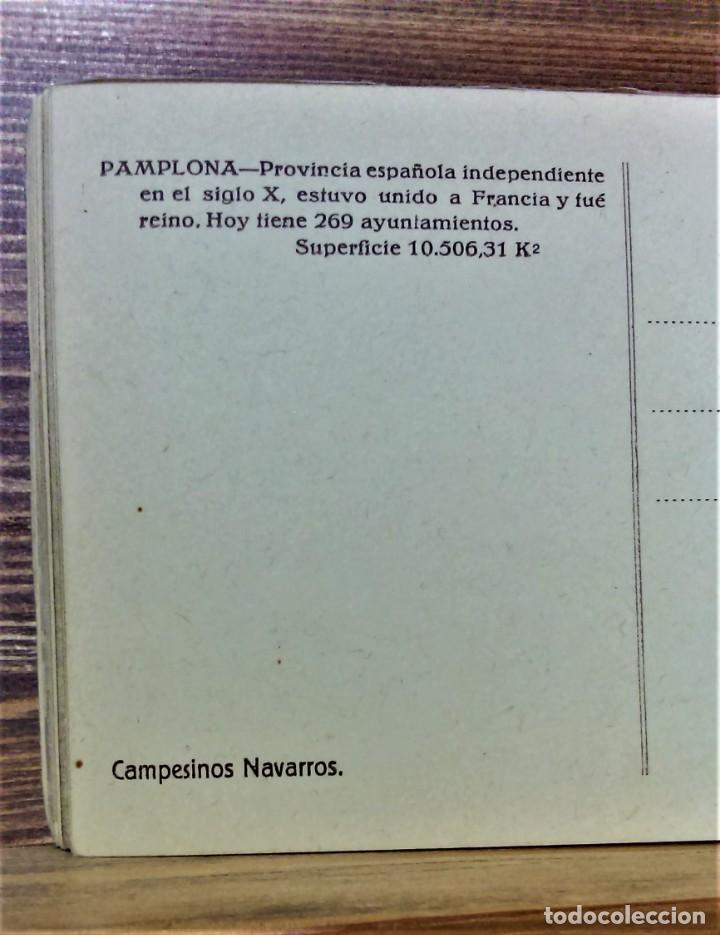 Postales: TRAJES REGIONALES DE ESPAÑA.ANTIGUO ÁLBUM COMPLETO.25 POSTALES ARTÍSTICAS.M.PALOMEQUE - Foto 12 - 222147725