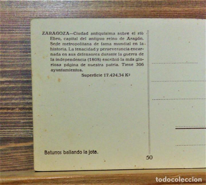 Postales: TRAJES REGIONALES DE ESPAÑA.ANTIGUO ÁLBUM COMPLETO.25 POSTALES ARTÍSTICAS.M.PALOMEQUE - Foto 23 - 222147725