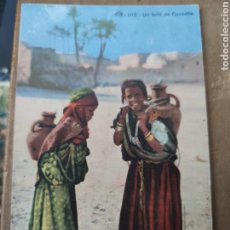Postales: POSTALES NIÑAS EN ARGELIA FRANCESA. Lote 223611923