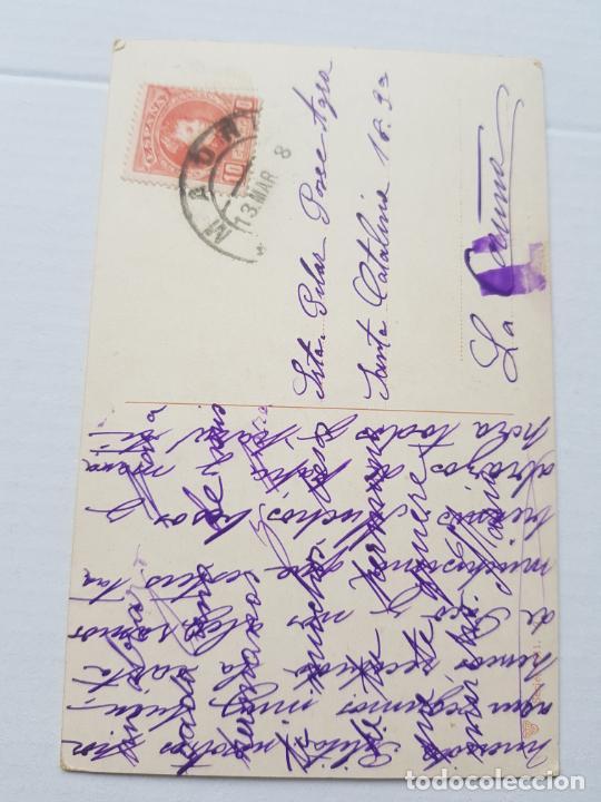 Postales: TIPOS VALENCIANOS CIRCULADA Y FECHADA 1908 BUEN ESTADO - Foto 3 - 225169987