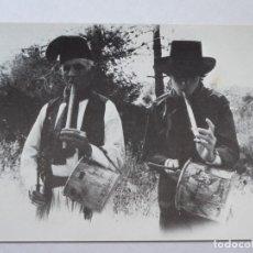 Postales: POSTAL MÚSICOS 'SONADORS' DE IBIZA, JOSEP SOLÀ - EDICIONES CRIS ADAM NÚMERO 36. Lote 227874512