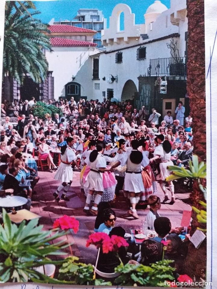 POSTAL DE CANARIAS (Postales - Postales Temáticas - Étnicas)