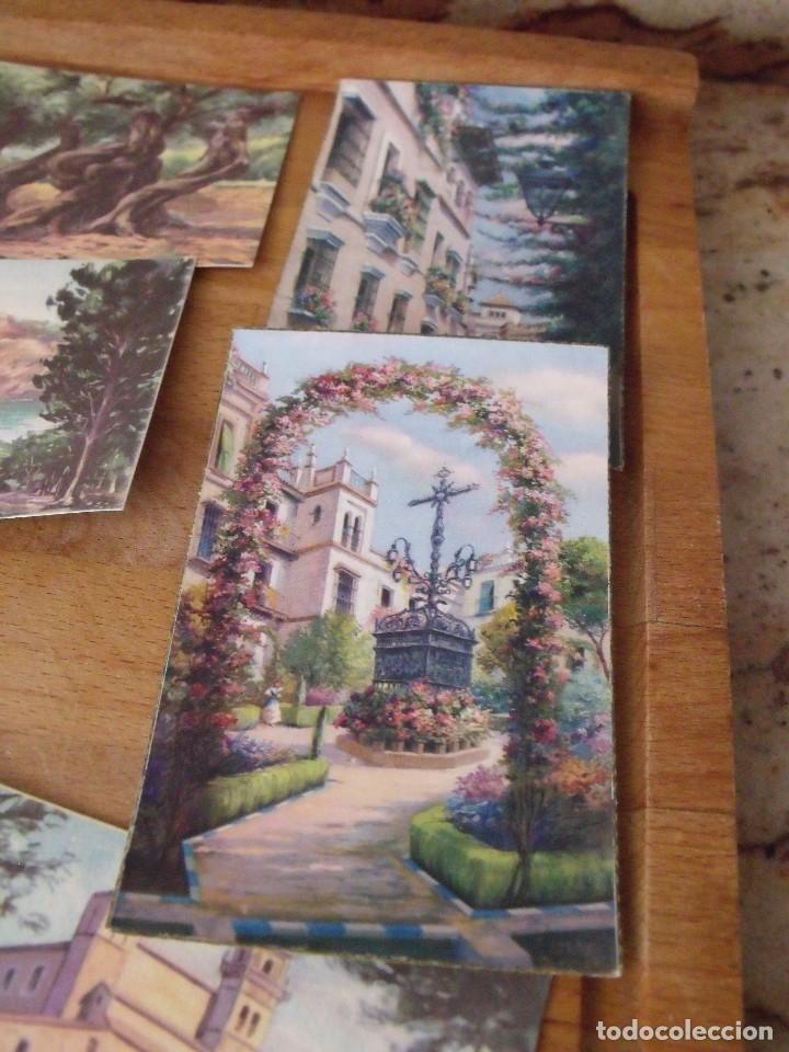 Postales: LOTE DE 14 POSTALES COSTUMBRISTAS AÑOS 50 sin utilizar - Foto 6 - 234509460