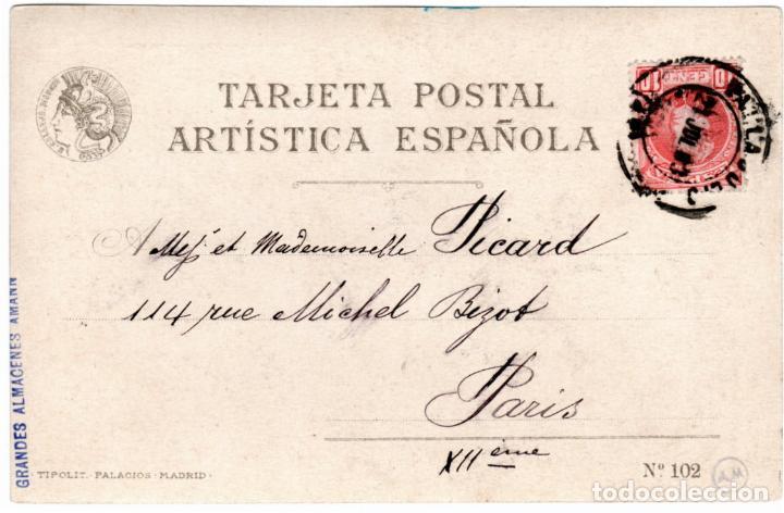 Postales: PRECIOSA COLECCION COMPLETA - 50 POSTALES - MUJERES ESPAÑOLAS - S. CALLEJA - MADRID - - Foto 5 - 236042980