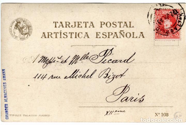 Postales: PRECIOSA COLECCION COMPLETA - 50 POSTALES - MUJERES ESPAÑOLAS - S. CALLEJA - MADRID - - Foto 7 - 236042980