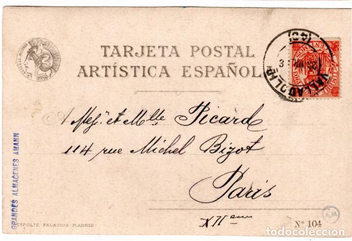 Postales: PRECIOSA COLECCION COMPLETA - 50 POSTALES - MUJERES ESPAÑOLAS - S. CALLEJA - MADRID - - Foto 9 - 236042980