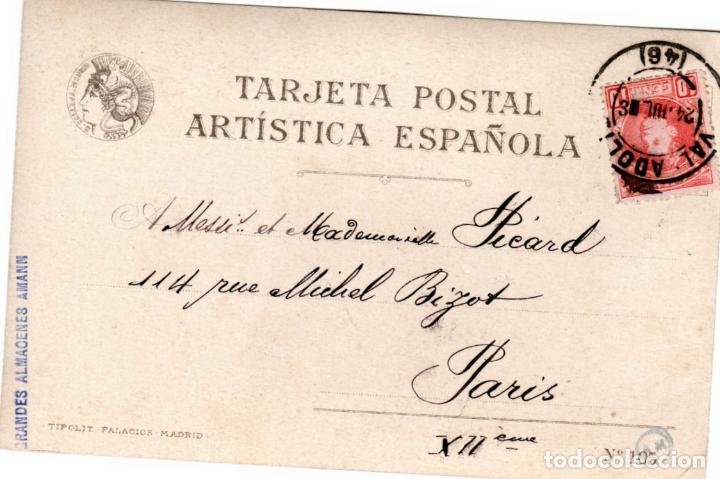 Postales: PRECIOSA COLECCION COMPLETA - 50 POSTALES - MUJERES ESPAÑOLAS - S. CALLEJA - MADRID - - Foto 11 - 236042980