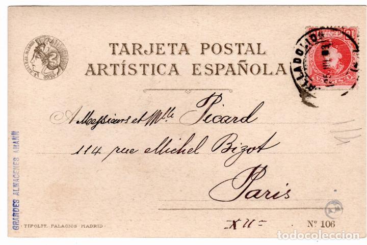 Postales: PRECIOSA COLECCION COMPLETA - 50 POSTALES - MUJERES ESPAÑOLAS - S. CALLEJA - MADRID - - Foto 13 - 236042980