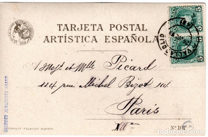 Postales: PRECIOSA COLECCION COMPLETA - 50 POSTALES - MUJERES ESPAÑOLAS - S. CALLEJA - MADRID - - Foto 15 - 236042980