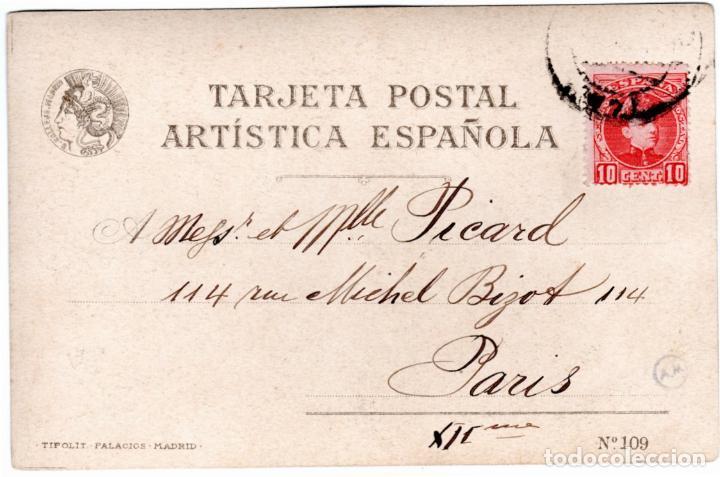 Postales: PRECIOSA COLECCION COMPLETA - 50 POSTALES - MUJERES ESPAÑOLAS - S. CALLEJA - MADRID - - Foto 19 - 236042980