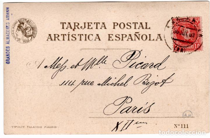 Postales: PRECIOSA COLECCION COMPLETA - 50 POSTALES - MUJERES ESPAÑOLAS - S. CALLEJA - MADRID - - Foto 23 - 236042980